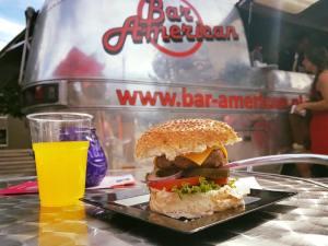 Amerikaanse foodruck