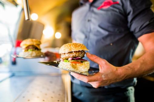Real american burgers