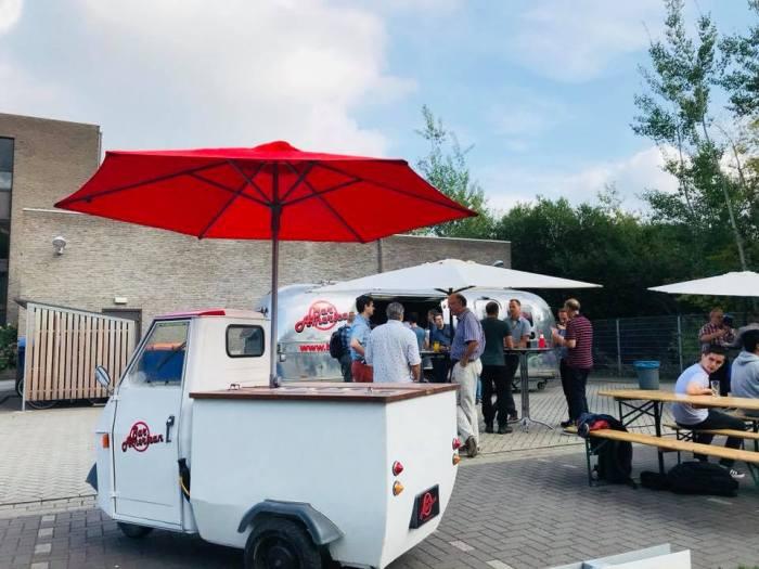 Foodtrucks in Eindhoven